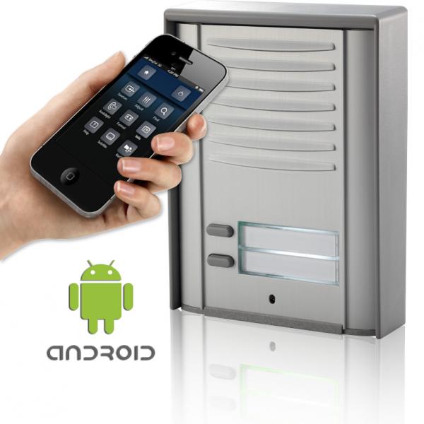 UP200 GSM door phone