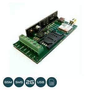 SC GSM phone line simulator