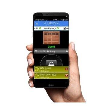 wifi gate opener app